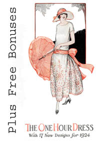 The One Hour Dress Image with bonuses