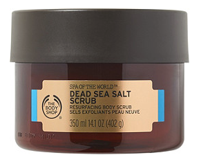 Body Shop Fuji Green Tea Scrub