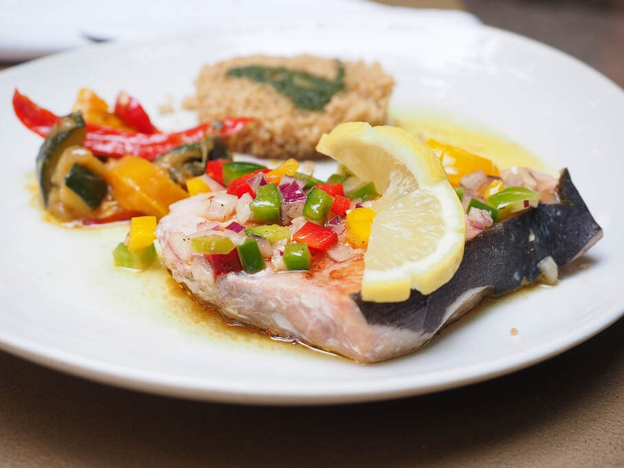 swordfish recipe