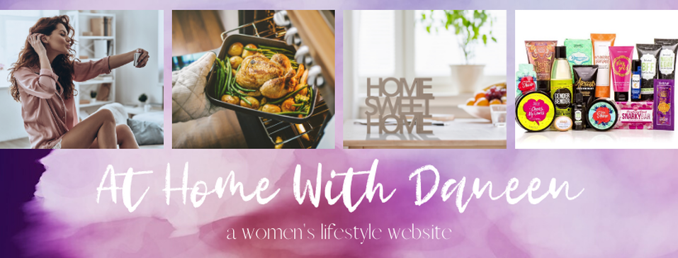 At Home With Daneen - A Women's Lifestyle Website
